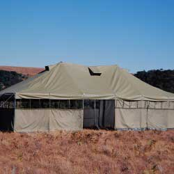 Military Tents for Sale in South Africa