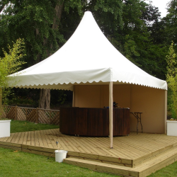 Manufacturer of Pagoda Tents for Sale